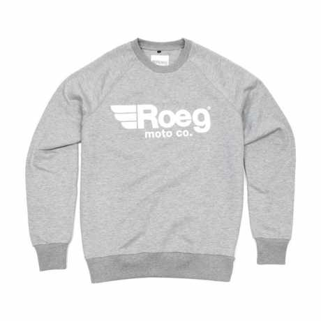 Roeg Roeg Shawn Sweatshirt grey M - 565738