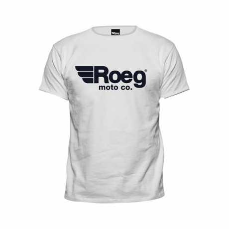 Roeg ROEG OG tee white The ROEG® Men's T -Shirt white is made with M - 565757