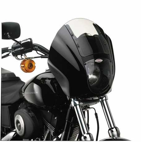 Harley-Davidson Detachable Quarter Fairing Kit Vivid Black  - 57070-97DH