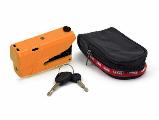Abus Abus 8077 Disc Brake Lock Granit Detecto X-plus Orange  - 572280