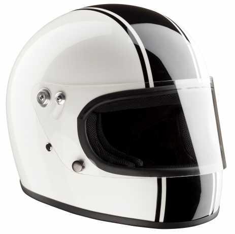 Bandit Bandit Integral Helm weiß/schwarz ECE XL - 572384