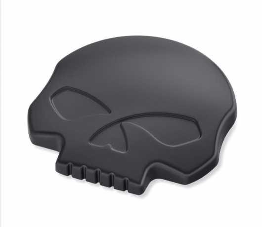 Harley-Davidson Willie G Skull Left Side Decorative Tank Trim black  - 57300216