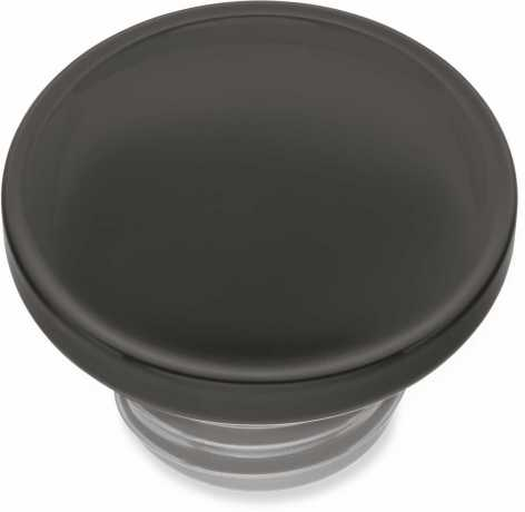 Harley-Davidson Left Side Fuel Tank Cap Gloss Black  - 57300236