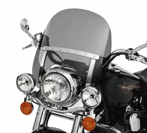 "Harley-Davidson Abnehmbarer 14"" Windabweiser Dunkel Getönt  - 57357-07"