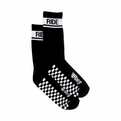 Roeg Roeg Early Finish Socken schwarz  - 573836V