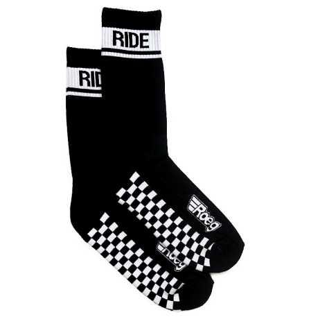Roeg Roeg Early Finish Socks Black  - 573836V