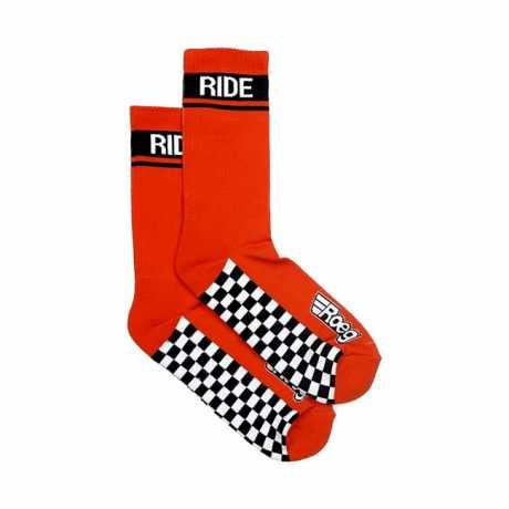 Roeg Roeg Early Finish Socks orange 43-46 - 573851