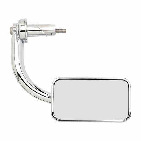 Biltwell Biltwell Lenkerendenspiegel Rectangle chrom  - 574615
