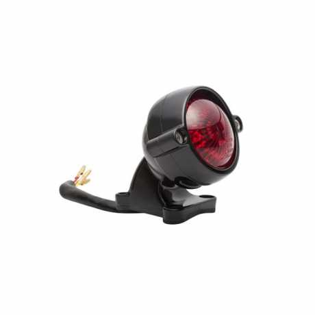 Motone Customs Motone Eldorado Tail Light with fender mount ECE black  - 575392