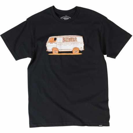 Biltwell Biltwell Van Diego T-Shirt Black M - 576072