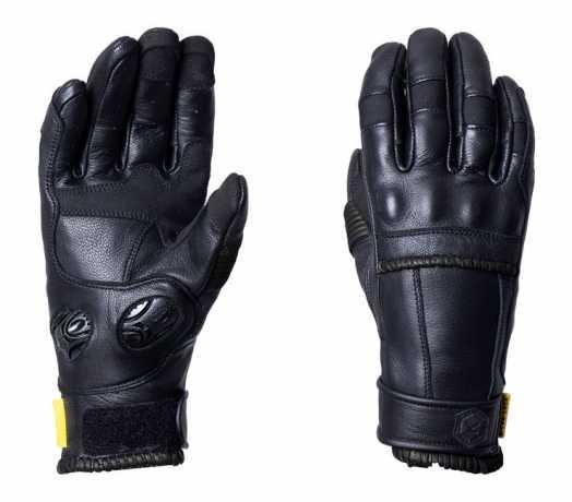 Knox Knox Whip armoured Damen Handschuhe schwarz  - 576212V