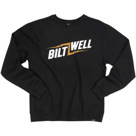 Biltwell Biltwell Bolts Crew Neck Sweatshirt schwarz M - 576977
