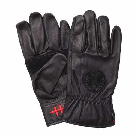 Loser Machine Company Loser Machine Death Grip gloves black  - 578084V