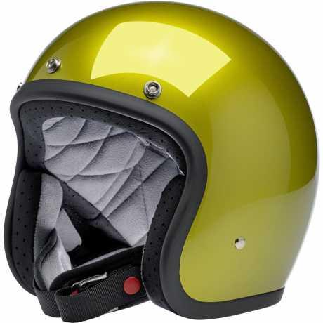 Biltwell Biltwell Bonanza Helmet Metallic Sea Weed M - 578117