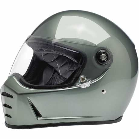 Biltwell Lane Splitter Helm ECE Metallic Olive