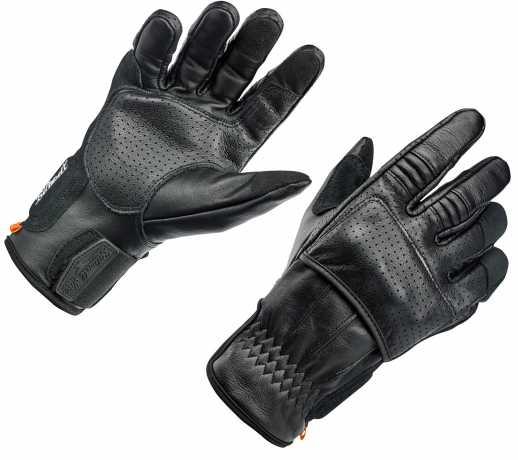 Biltwell Biltwell Borrego Gloves Black  - 581278V
