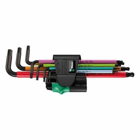 Wera Wera Schlüssel Set 950/7 Hex-Plus Multicolor Magnet 1  - 581753
