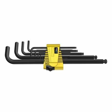 Wera Wera Schlüssel Set 950/13 Hex-Plus Imperial 1 BlackLaser  - 581756
