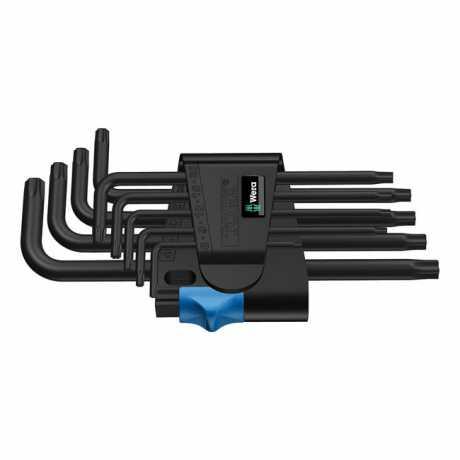 Wera Wera Key Set 967/9 TX HF 1 BlackLaser  - 581777