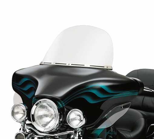"""Harley-Davidson Windschutzscheibe 12"""" klar  - 58187-86"""