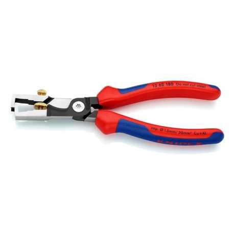 Knipex Knipex StriX® Abisolierzangen mit Kabelschere 180mm  - 581955
