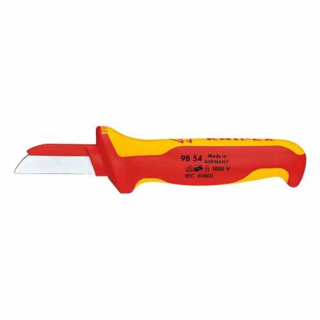 Knipex Knipex Cable Knive VDE 190mm  - 581998