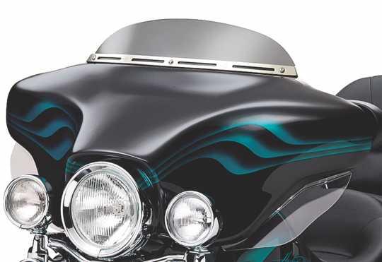 """Harley-Davidson Windabweiser 4"""" Dunkel Getönt  - 58207-04"""