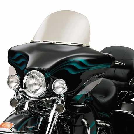 """Harley-Davidson Windschutzscheibe 12"""" leicht getönt  - 58302-96"""