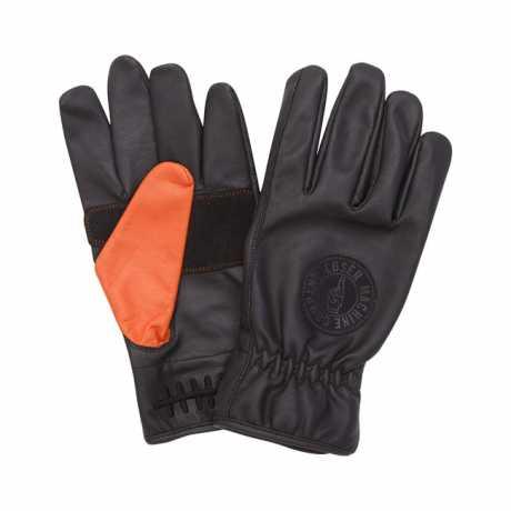 Loser Machine Company Loser Machine Death Grip Handschuhe schwarz/orange  - 585969V