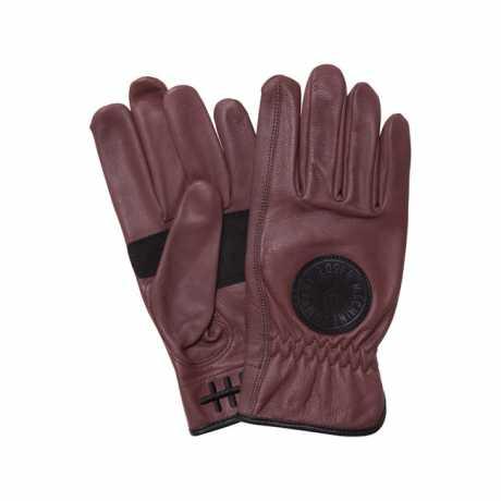 Loser Machine Company Loser Machine Death Grip gloves oxblood red  - 585973V