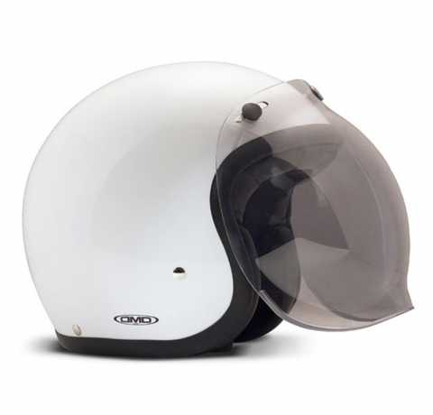 DMD DMD Bubble Visor Light Smoke  - 586351
