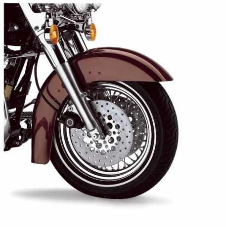 Harley-Davidson Frontfender ohne Anbauteile, grundiert  - 59045-00B