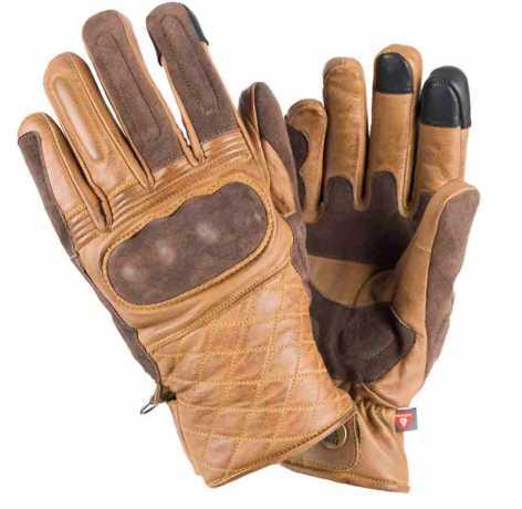 By City By City Café II Gloves beige/brown  - 590555V
