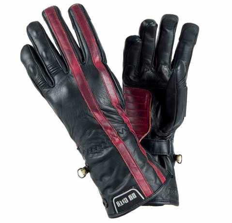 By City By City Oslo Gloves black  - 590561V