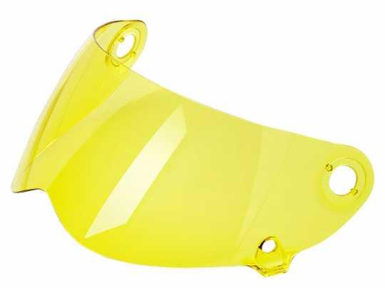 Biltwell Biltwell Lane Splitter Visier gelb - 590756