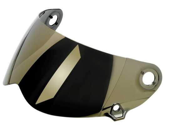 Biltwell Biltwell Lane Splitter Shield gold - 590758