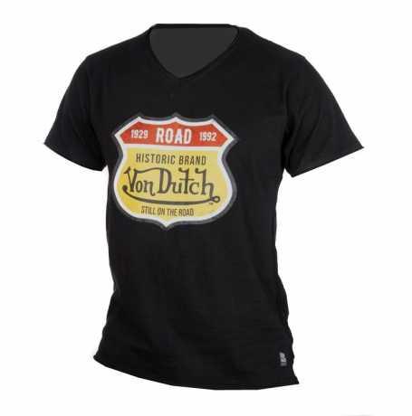 Von Dutch Von Dutch History Brand T-Shirt black  - 590942V