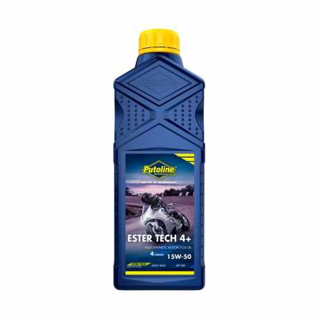 Putoline Putoline Ester Tech 4+ Engine Oil 15W-50 full synthetic  - 591212