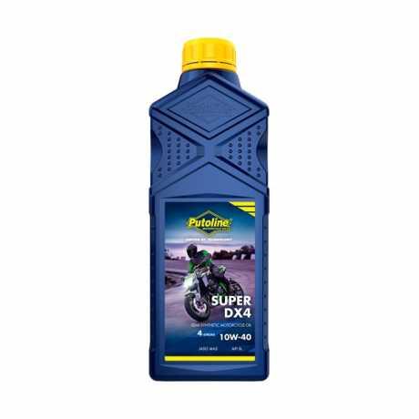 Putoline Putoline Super DX4 Motoröl 10W-40 teilsynthetisch  - 591217