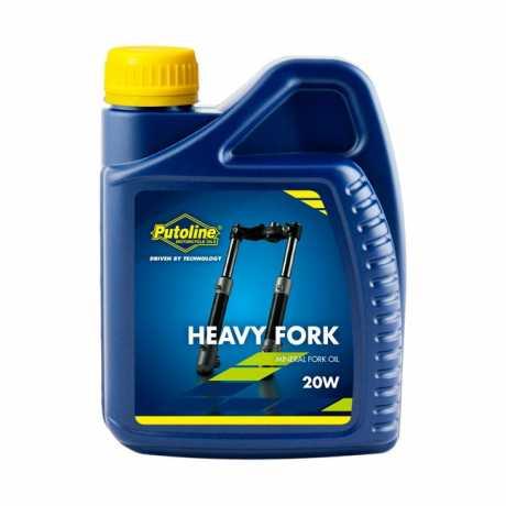 Putoline Putoline Heavy Fork Oil SAE 20  - 591237
