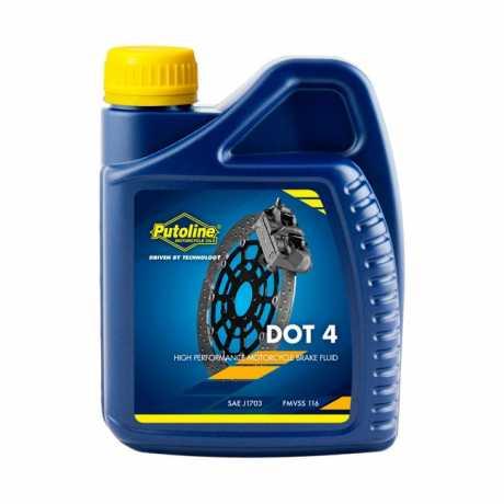 Putoline Putoline Brake Fluid DOT 4  - 591238