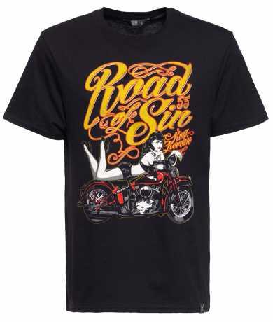 King Kerosin King Kerosin T-Shirt Road of Sin black  - 592245V