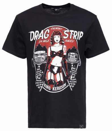 King Kerosin King Kerosin T-Shirt Drag Strip Racer black  - 592251V