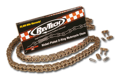 RevTech RevTech Nickel O-Ring Chain 530 x 106 - 59-552