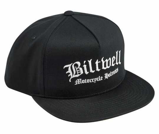 Biltwell Biltwell Southbay Snapback Cap Black/Yellow/White  - 597952
