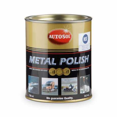 Autosol Autosol Metal Polish 750ml  - 598045