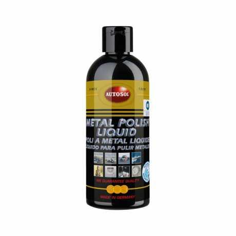 Autosol Autosol Metal Polish Liquid 250ml  - 598047