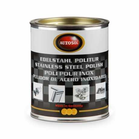 Autosol Autosol Stainless Steel Polish Tin 750ml  - 598057