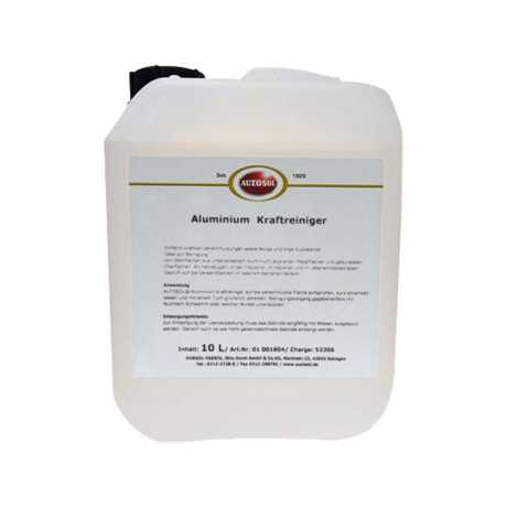 Autosol Autosol Aluminum Power Cleaner Canister 10 Liter  - 598064