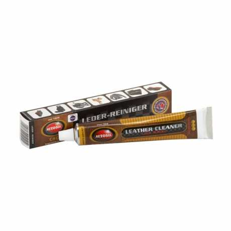 Autosol Autosol Leather Cleaner Tube 75ml  - 598067